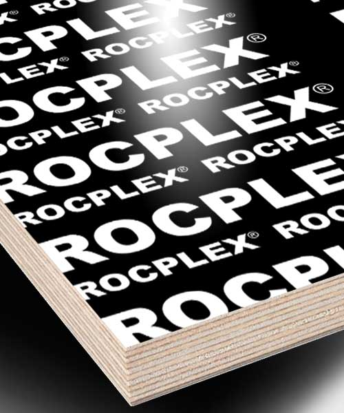 ROCPLEX film faced plywood - Economical
